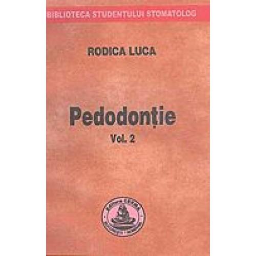 PEDODONTIE, vol. II