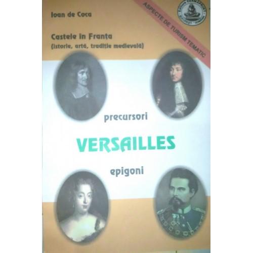 CASTELE IN FRANTA (istorie, arta, traditie medievala) - VERSAILLES